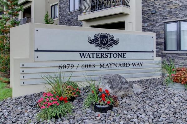 253 6079 MAYNARD Way, Edmonton
