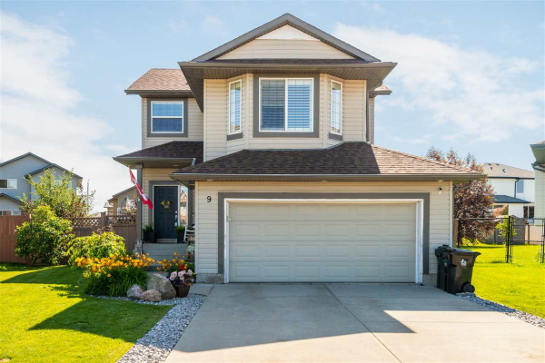 9 HALSTED Court, Spruce Grove