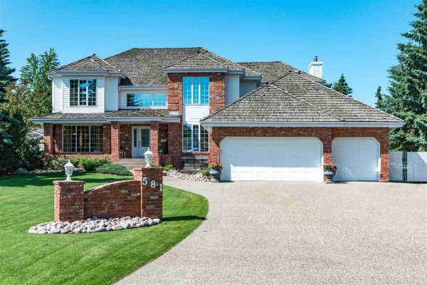581 ESTATE Drive, Sherwood Park
