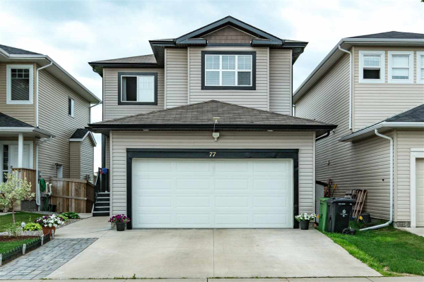 77 RED CANYON Way, Fort Saskatchewan