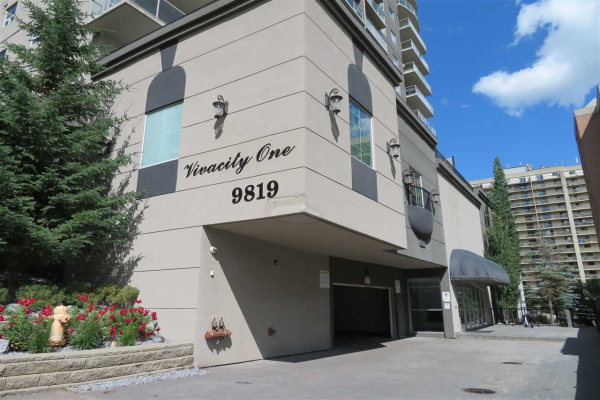 508 9819 104 Street, Edmonton