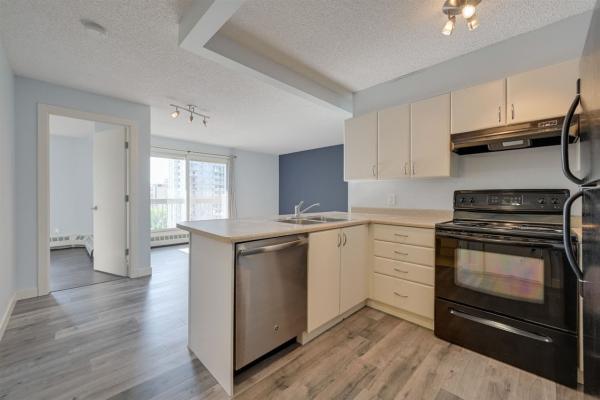 1407 9715 110 Street, Edmonton