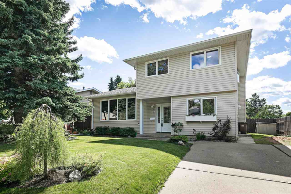 58 BURNHAM Avenue, St. Albert