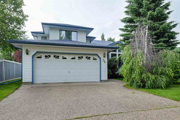 75 Woodside Crescent, Spruce Grove