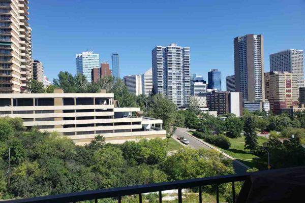 1202 9808 103 Street, Edmonton
