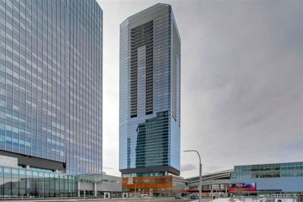 3803 10360 102 Street NW, Edmonton