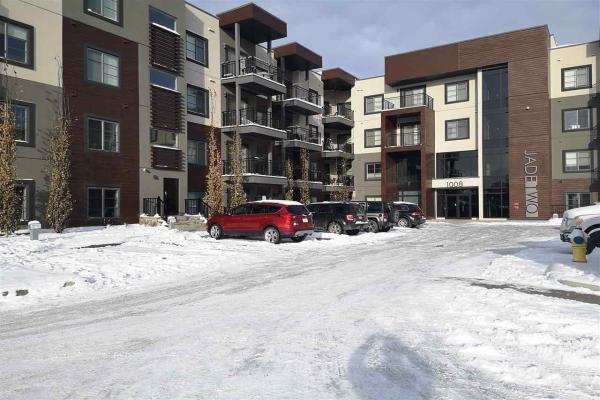 124 1008 Rosenthal Boulevard, Edmonton