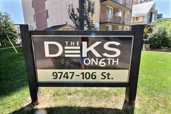 303 9747 106 Street, Edmonton