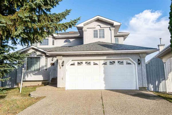 1068 JAMES Crescent NW, Edmonton