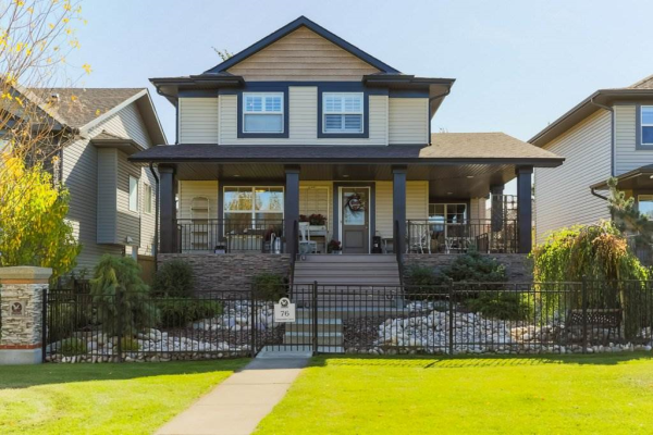 76 CLEARWATER Lane, Sherwood Park