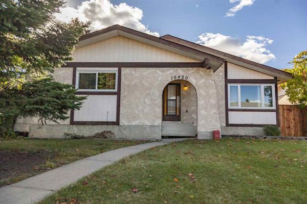 16420 101 Street, Edmonton
