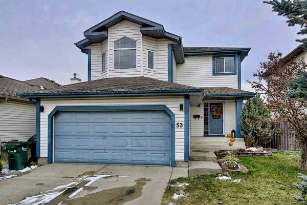 53 CROCUS Way, Sherwood Park