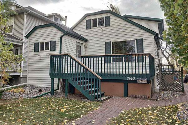 7416 106 Street, Edmonton