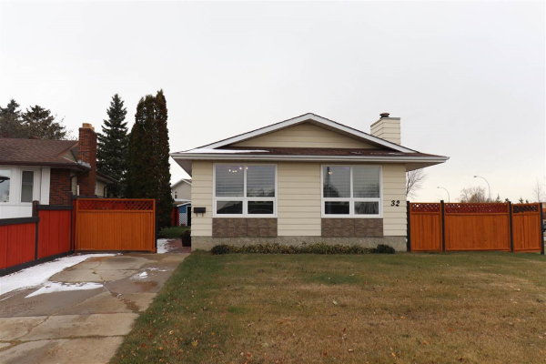 32 HUNT Road, Edmonton