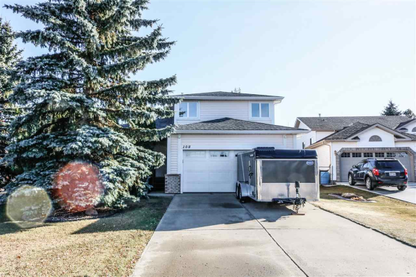108 FAIRWAY Drive, Stony Plain