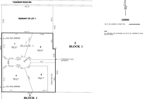 40 50367 RR 222, Rural Leduc County