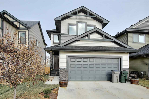 115 Brickyard Place, Stony Plain