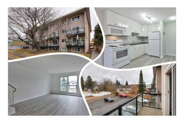 202 11429 124 Street, Edmonton