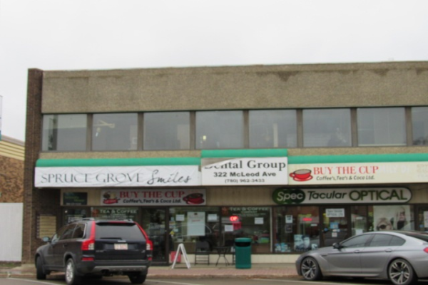 D 322 McLeod Avenue, Spruce Grove