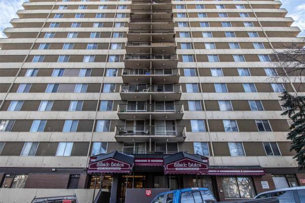 1807 9903 104 Street, Edmonton