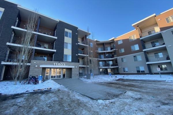 202 11803 22 Avenue, Edmonton