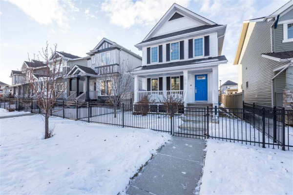 1812 CARRUTHERS Lane, Edmonton