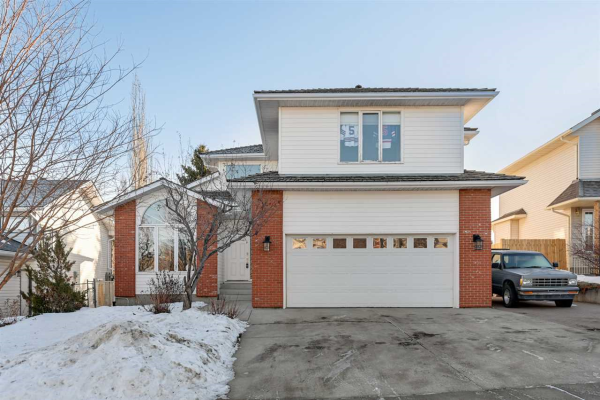 3 HIGHVIEW Court, Sherwood Park