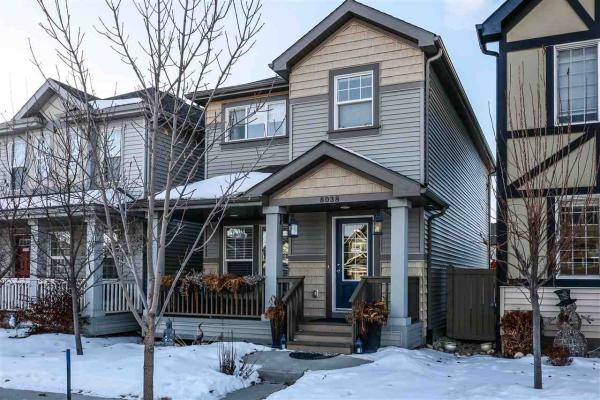 8038 EVANS Crescent, Edmonton