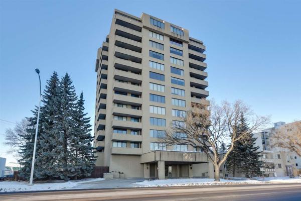505 8340 JASPER Avenue, Edmonton