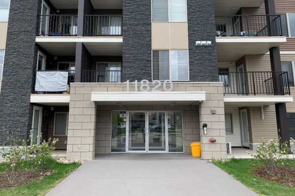 113 11820 22 Avenue, Edmonton