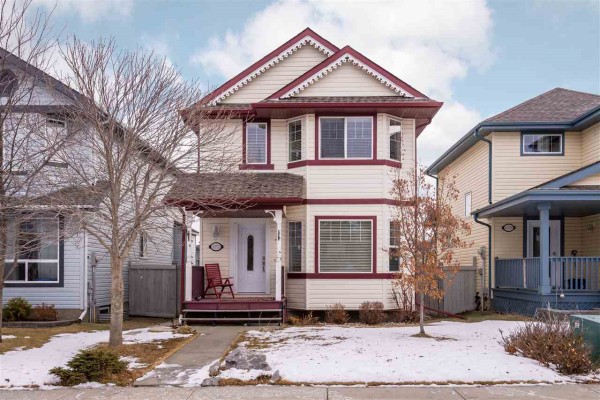 1272 GILLESPIE Crescent, Edmonton