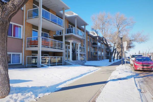 #25 11008 124 Street, Edmonton
