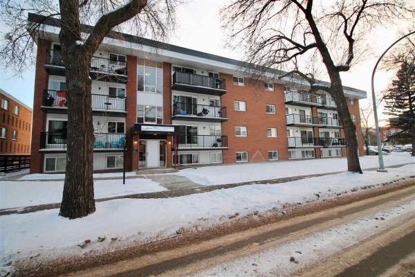 207 10149 83 Avenue, Edmonton