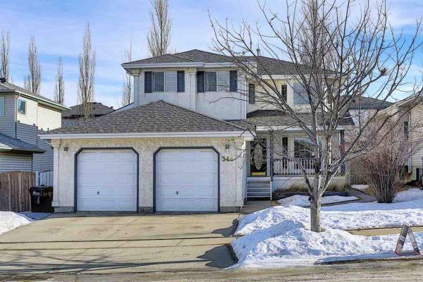 346 MEADOWVIEW Terrace, Sherwood Park