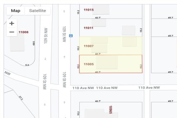11005 109 Street, Edmonton