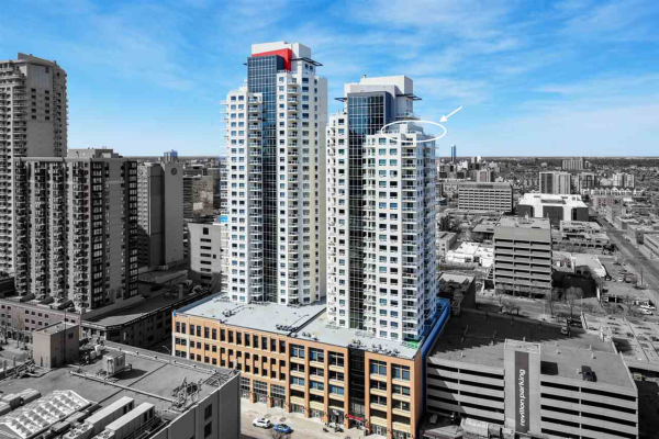 2502 10226 104 Street, Edmonton
