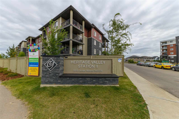 409 3315 JAMES MOWATT Trail, Edmonton