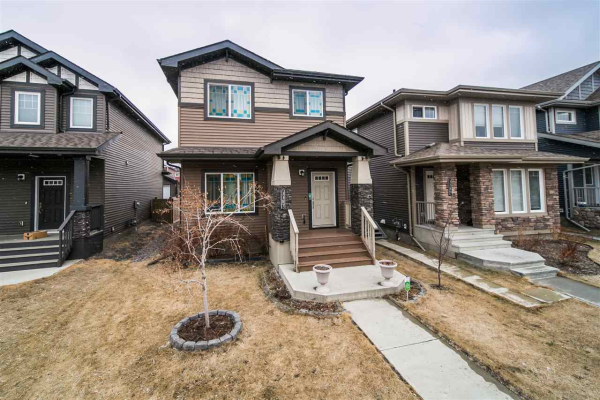 3387 WEIDLE Way, Edmonton