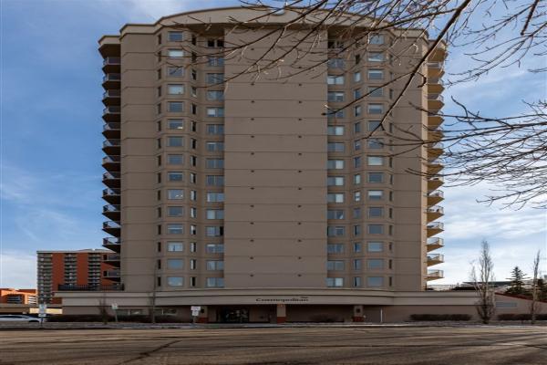 1408 10909 103 Avenue, Edmonton