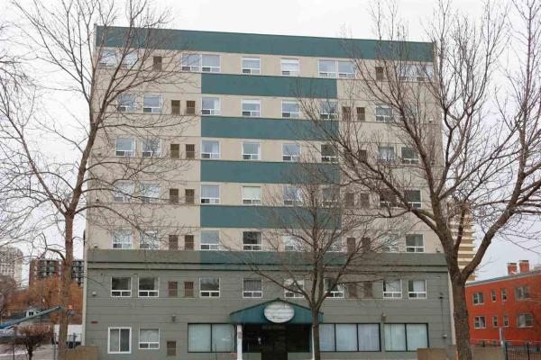 205 9919-105 Street, Edmonton
