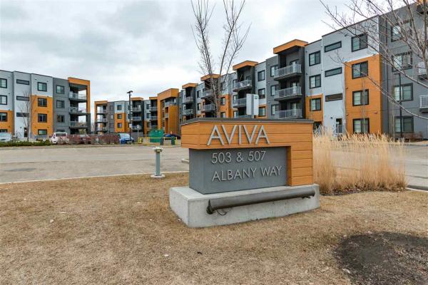 426 503 ALBANY Way, Edmonton