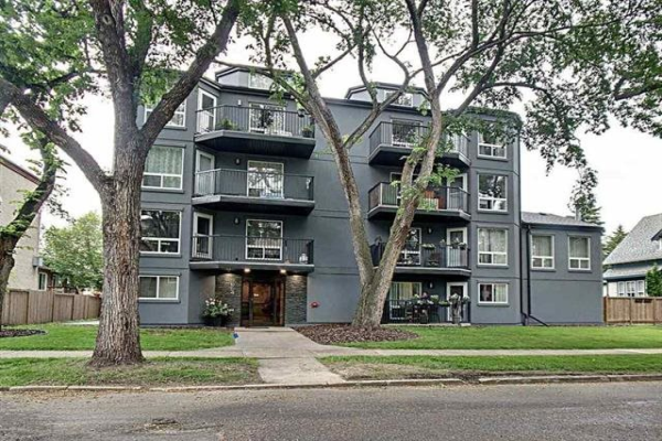 404 9854 88 Avenue, Edmonton