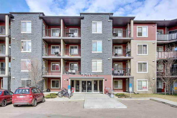 114 3207 JAMES MOWATT Trail, Edmonton