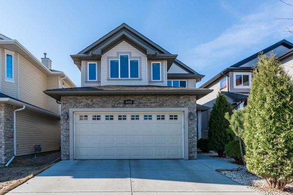 8415 SLOANE Crescent, Edmonton