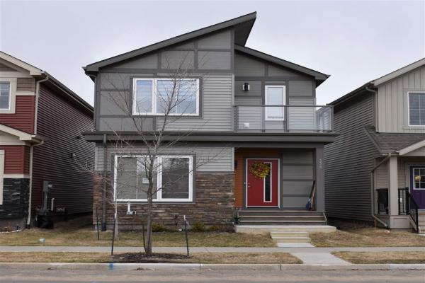 336 DESROCHERS Boulevard, Edmonton