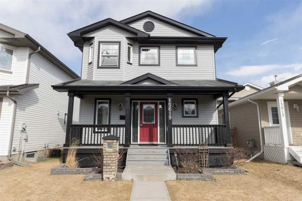 15619 45 Street, Edmonton