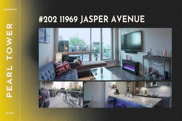 202 11969 JASPER Avenue, Edmonton