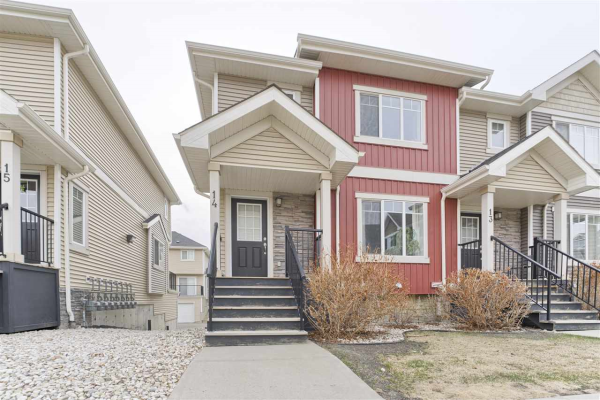 14 7289 South Terwillegar Drive, Edmonton