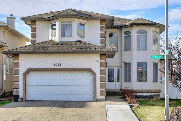 6026 164A Avenue, Edmonton