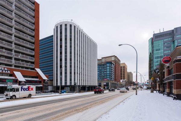 502 10105 109 Street, Edmonton